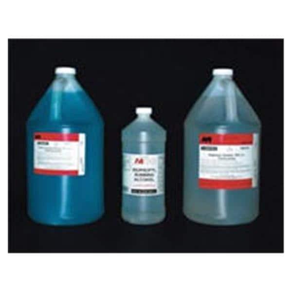 Reagent Isopropyl Alcohol Blue Tint 70% 16oz Bottle 12Bt/Ca