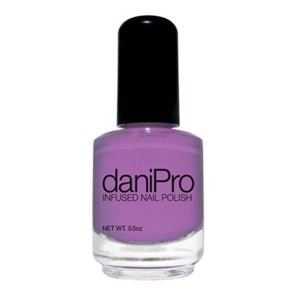DaniPro Nail Polish Infused Lilac Undecylenic Acid Ea - Henry Schein ...