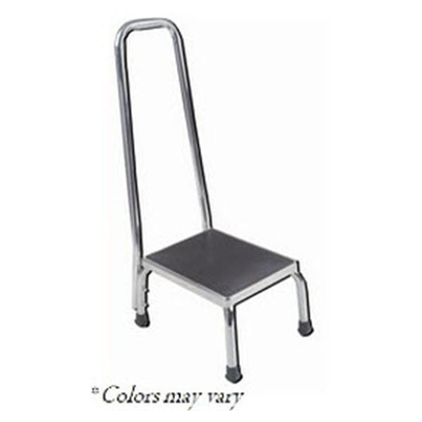Fantastic Stool Step Silver Vein 4 Leg Non Skid Mat Ea Henry Schein Inzonedesignstudio Interior Chair Design Inzonedesignstudiocom