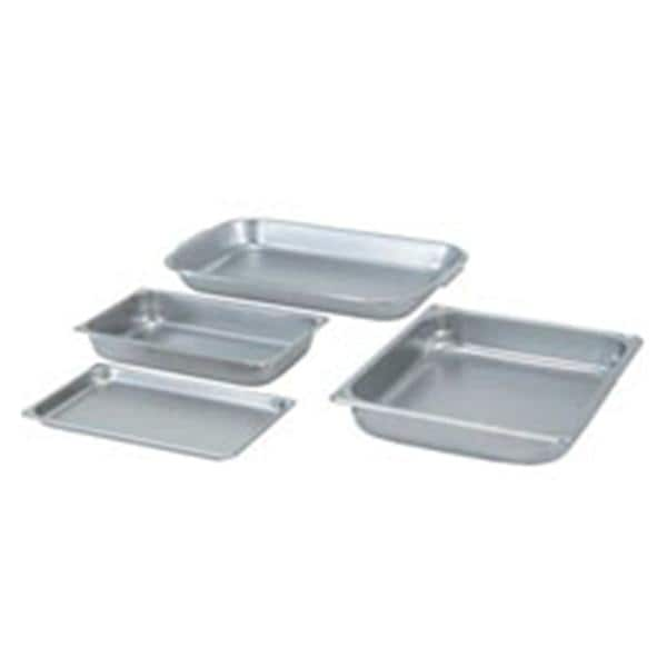 Tray Instrument Stainless Steel 20-3/4x12-3/4x6
