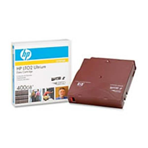 HP LTO Ultrium x 2 - 400 GB Storage Media Ea
