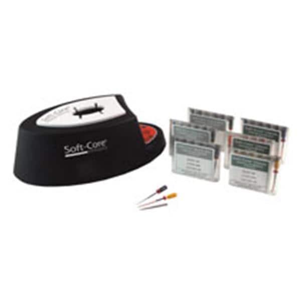 Soft Core Obturation System Introductory Kit Ea 1231399 | Kerr Endodontics    972 3000
