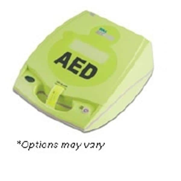 AED Plus Defibrillator AED Automatic Fully Automatic Ea