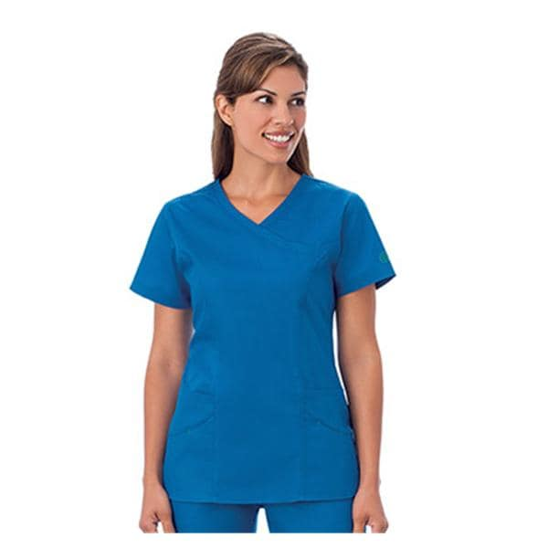 e13444d4cf5 Fundamentals Scrub Shirt 14371 3X Large Royal Blue Ea