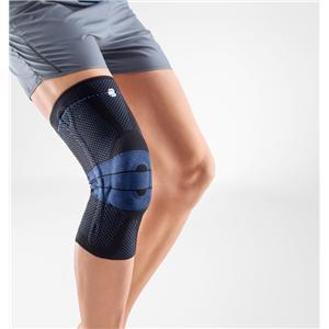 f3a141705f GenuTrain Sleeve Stabilizing Adult Knee Knt Fbrc Black Size 2 Ea ...