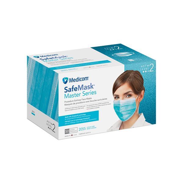 Astm Level Face Master Surf Earloop 2 Ocean Mask Series Safemask