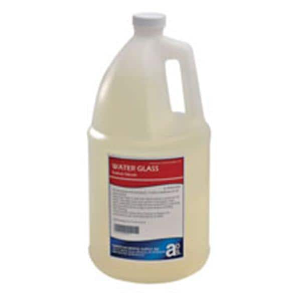 Water Glass Sodium Silicate Solution 128oz/Bt
