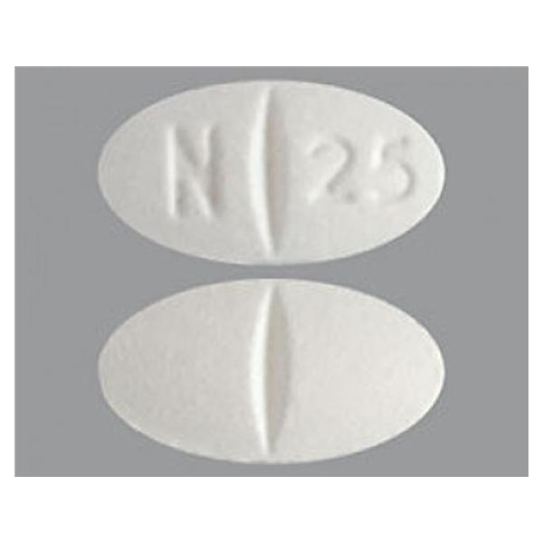 Metoprolol Succinate Er Tablets 25mg Bottle 100 Bt Henry Schein Medical