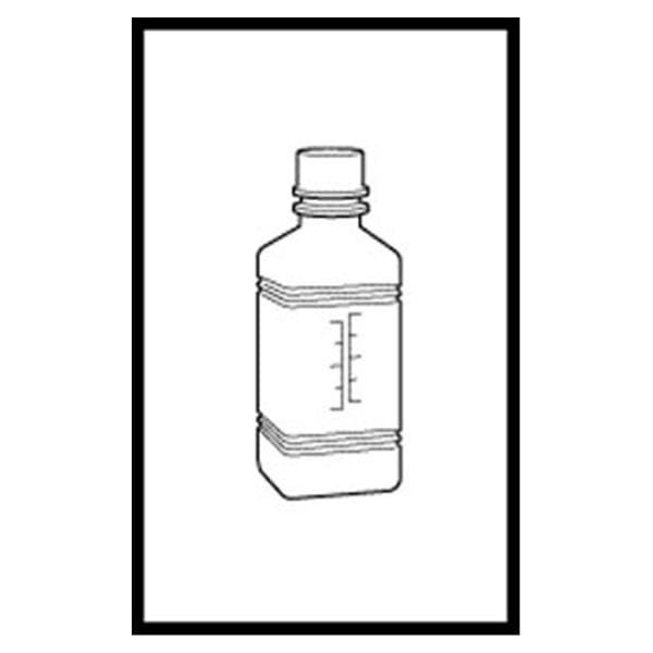 Irrigation Solution Water 500mL Strl Plastic Pour Bottle 500ml/Bt