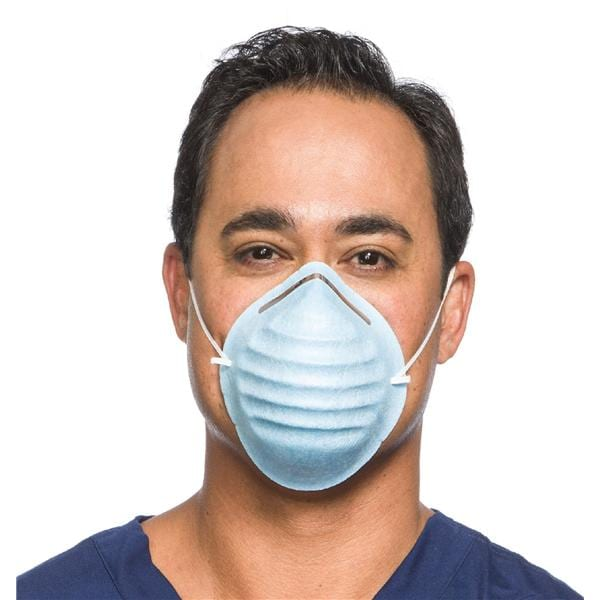 Headband Schein - Cone Henry Dental Molded bx Face 50 Blue Mask