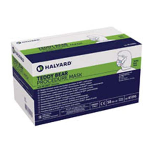 Tecnol Earloop 50 bx Henry - Bear Schein Care Face Dental Mask
