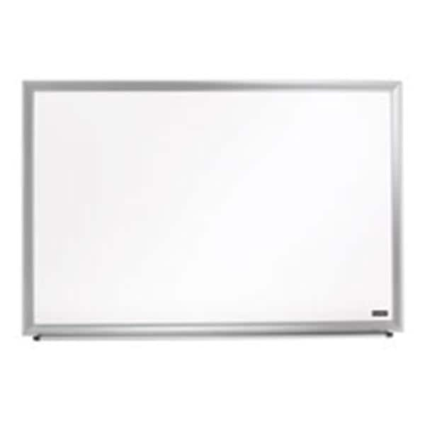 Foray Dry Erase Board 48 In X 96 White Silver Frame Ea 9047402 Office Depot Business Services 163903