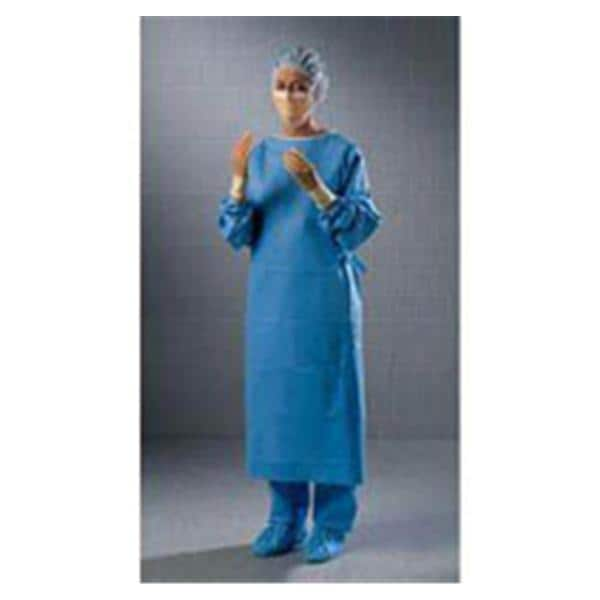 ULTRA Surgical Gown Large Blue 30/Ca