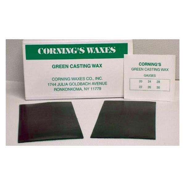 Casting Wax 24 Green 1Lb