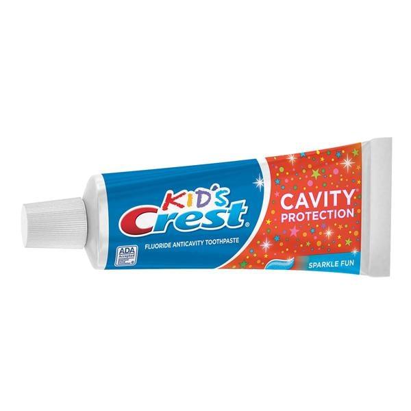 Crest Kids Paste Toothpaste 2+ Years 4 6 oz Bubblegum 24/Ca