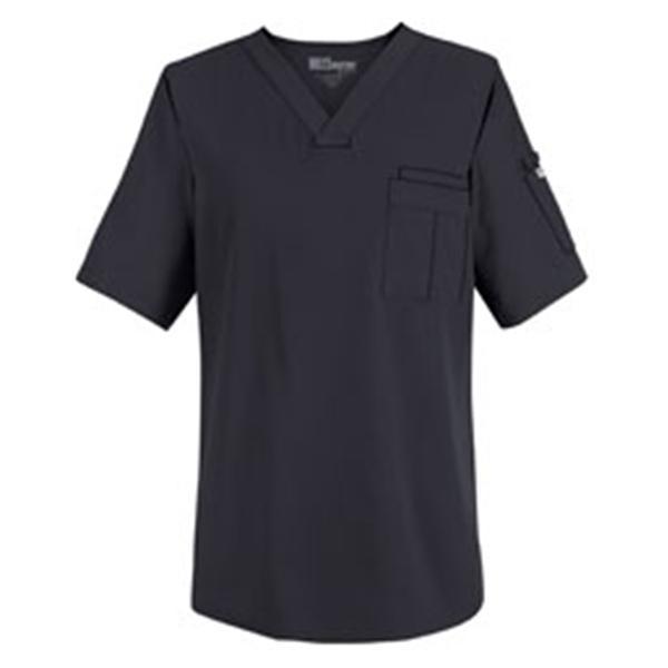 Greys Anatomy Scrub Shirt 0103 Mens Medium Black Ea