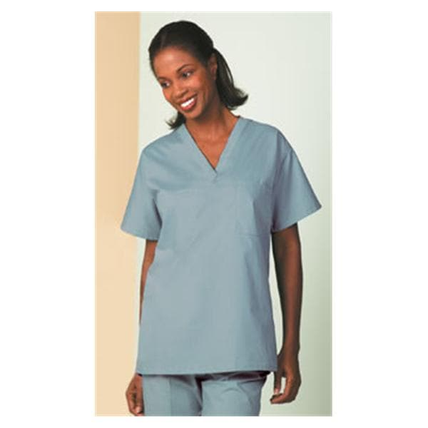 41869cb16ba Fashion Seal Scrub Shirt 6795 Unisex X-Small Misty Green Ea 3275841 |  Fashion Seal - 6795EXSMALL