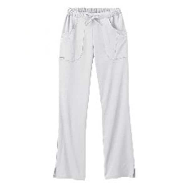 112097be252 ... Jockey Scrub Pant 2377 Womens Small Tall White Ea