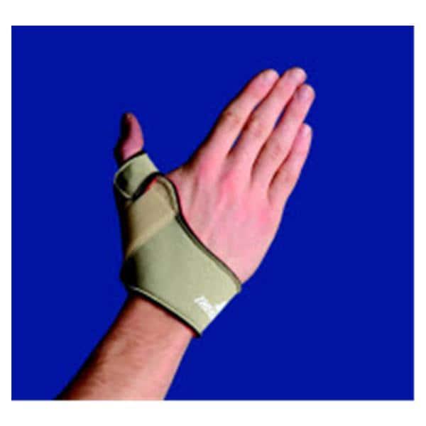 Beige thumb splint