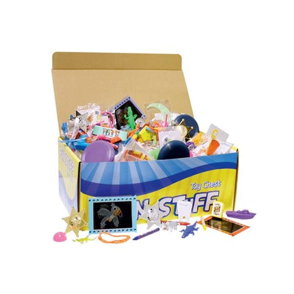 Treasure Chest Mega Toy Mix 600/Box