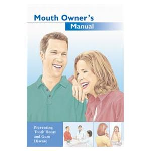 Booklet Mouth Owner's Manual 16 Pages English 25/Pk