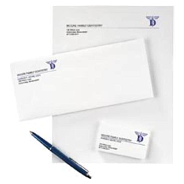 premium linen business card imprinted 1 color 35x2 500pk - Linen Business Cards