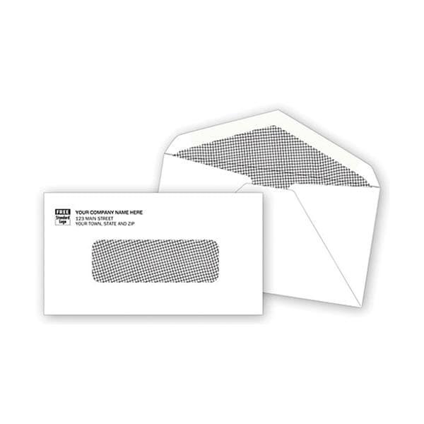 Amscan Thank You Cards /& Envelopes White//Grey 3 7//16 x 4 7//8