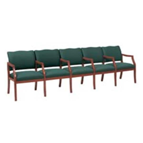 Franklin 5-Seat Sofa With Center Arms Standard Fabric Ea