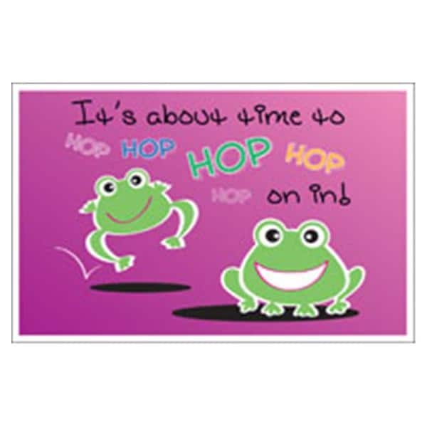 Imprinted Recall Cards Frogs Hop On In 4 X 6 250 Pk 3677247 Office Supplies Practice Mkt Rc7247