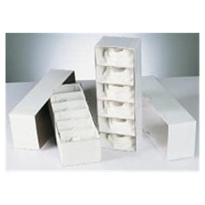 Model Box 6 Compartments 2.75 in x 3.75 in x 10.5 in 25/Bx