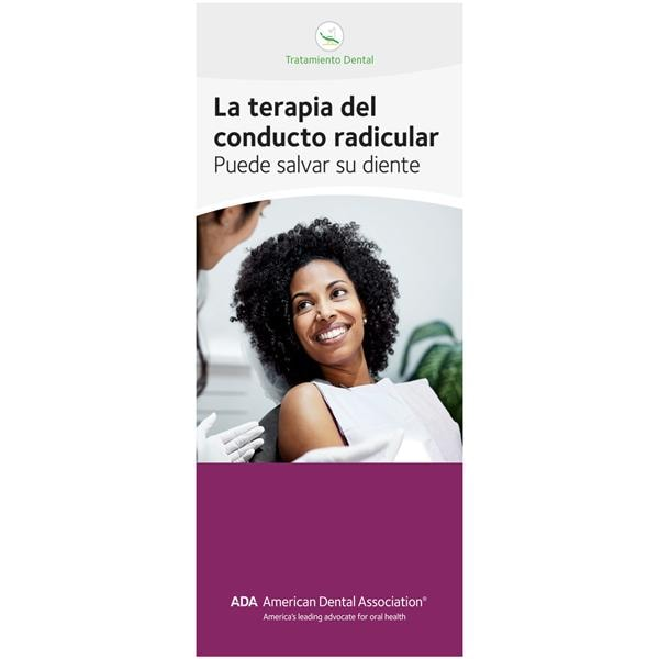 Brochure Root Canal Treatment Spanish 50/Pk - Henry Schein