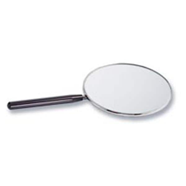 Hand Mirror Metal 4.5 In Glass Ea 3678413 | Office Supplies U0026 Practice Mkt  U2014 70 30612