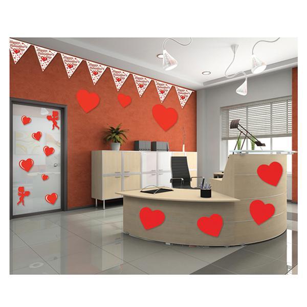 Valentine decorations for office Printable Office Decorating Kit Valentines Day Ea 3680942 Office Supplies Practice Mkt Jv01val Henry Schein Office Decorating Kit Valentines Day Ea Henry Schein Dental