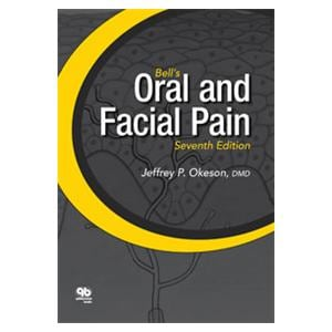 Book Bell's Oral and Facial Pain 7th Edition Ea
