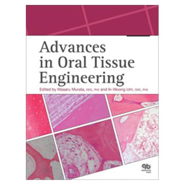 Book Advances in Oral Tissue Engineering Ea