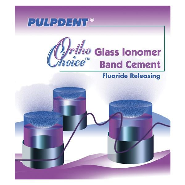 Ortho-Choice Glass Ionomer Orthodontic Band Cement SC Kt Kit
