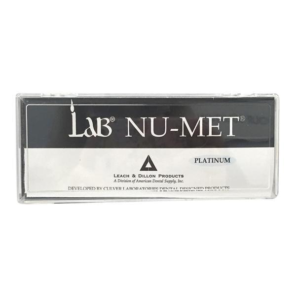 Lab Nu-Met Alloy Repair Material Platinum Kit