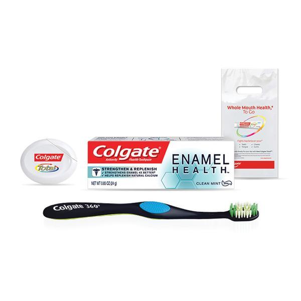 Colgate Toothbrush Teen Bundle 72/Bx