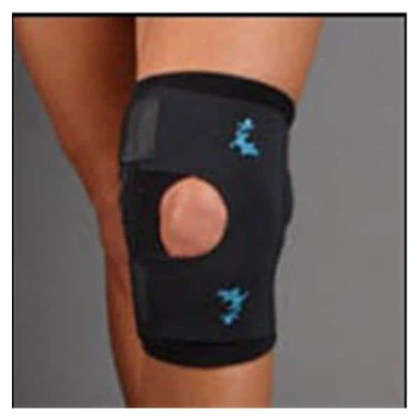 54e60ad47e Dynatrack Plus Stabilizer Knee Nprn Black Size Large Universal Ea ...