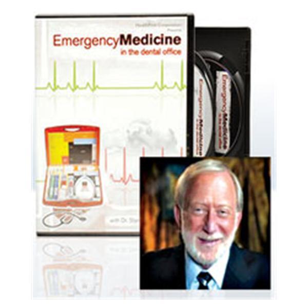 DVD Emergency Medicine Ea - Henry Schein Dental