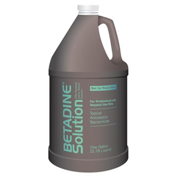 Betadine Antiseptic Solution 1 Gallon 1Ga/Bt