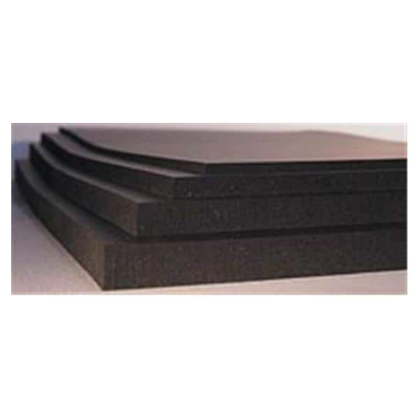 Polyethylene Foam 21x36 Sheet Black