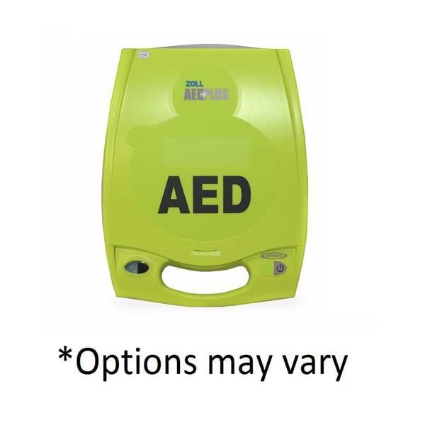 AED Plus Defibrillator AED Automatic Ea - Henry Schein