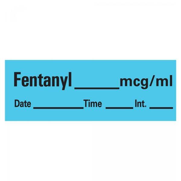 labels fentanyl blue1 1 2x1 2w 333 rl