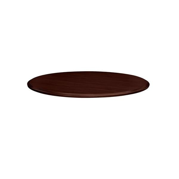 Hon 94000 Series Round Table Top 42 Dia Mahogany Henry