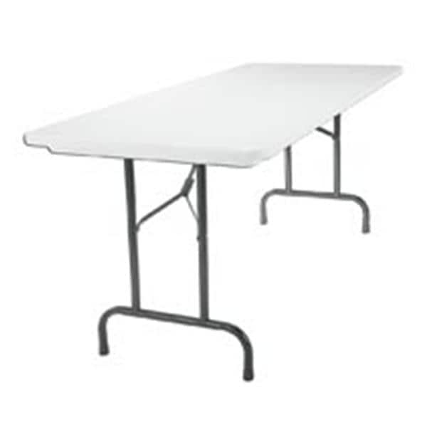 Folding Table Molded Plastic Top 4 Ft Wide Platinum 48 Wx24d 9036177 Office Depot Business Services 606043