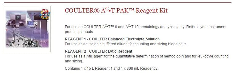 SKFDIA Beckman Coulter, Inc - Henry Schein Medical