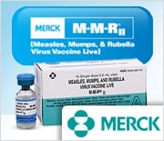 Merck - MMR®II (Measles, Mumps, and Rubella Virus Vaccine Live)
