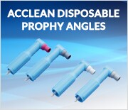 Acclean Disposable Prophy Angles