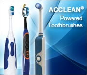 Acclean® Powered Toothbrushes
